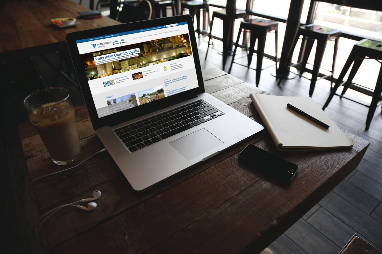 VOTORANTIM. UX UI PORTAL WEB BABEL