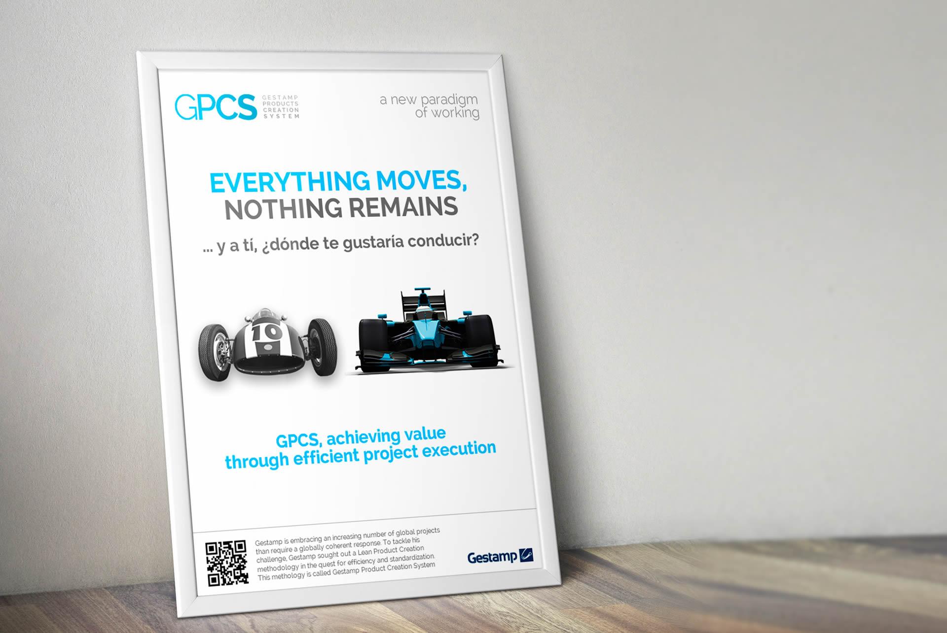Gestamp - GPCS - Poster