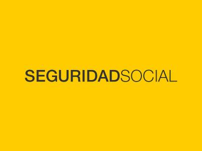 Seguridad Social. App mobile