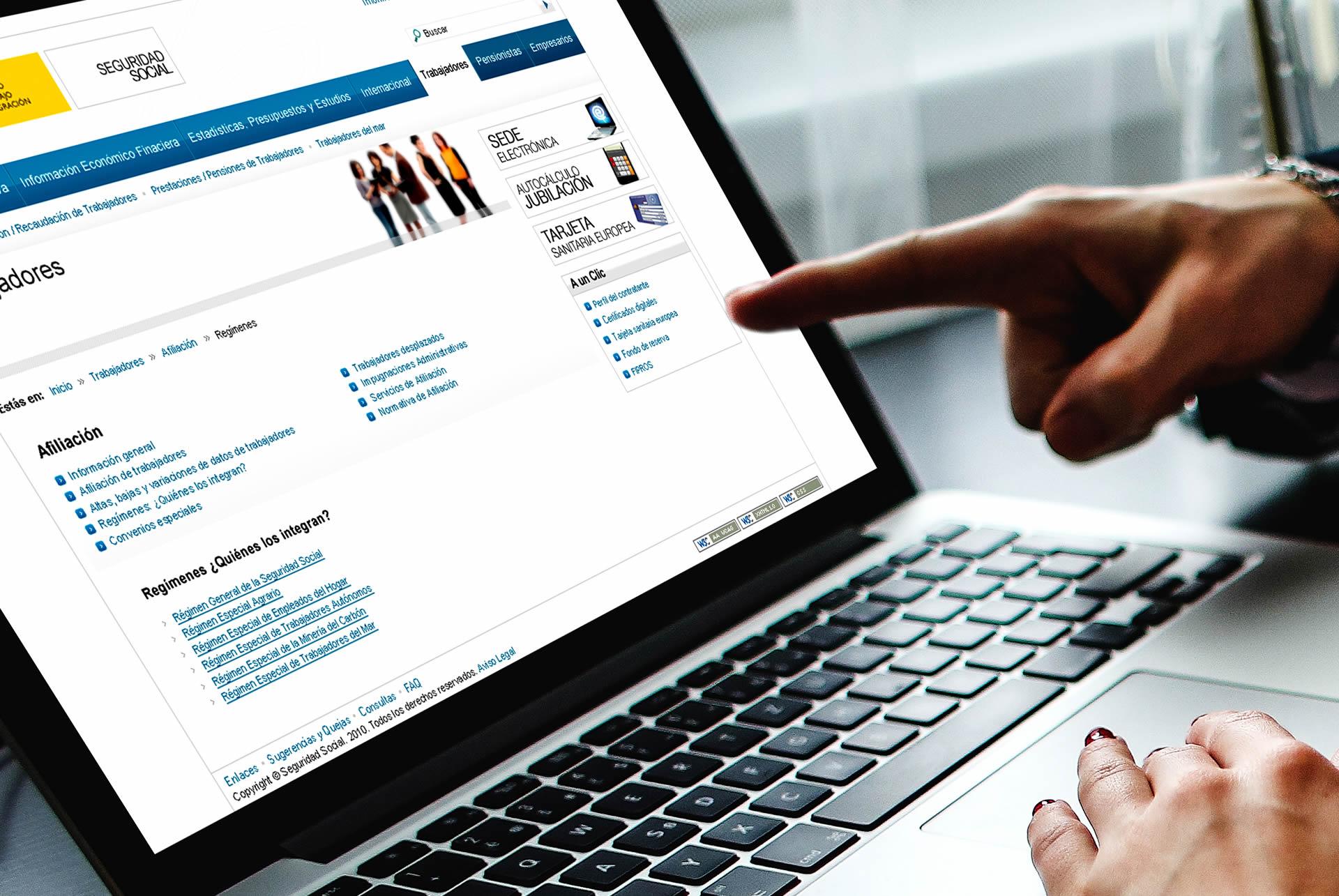 Portal seg-social.es