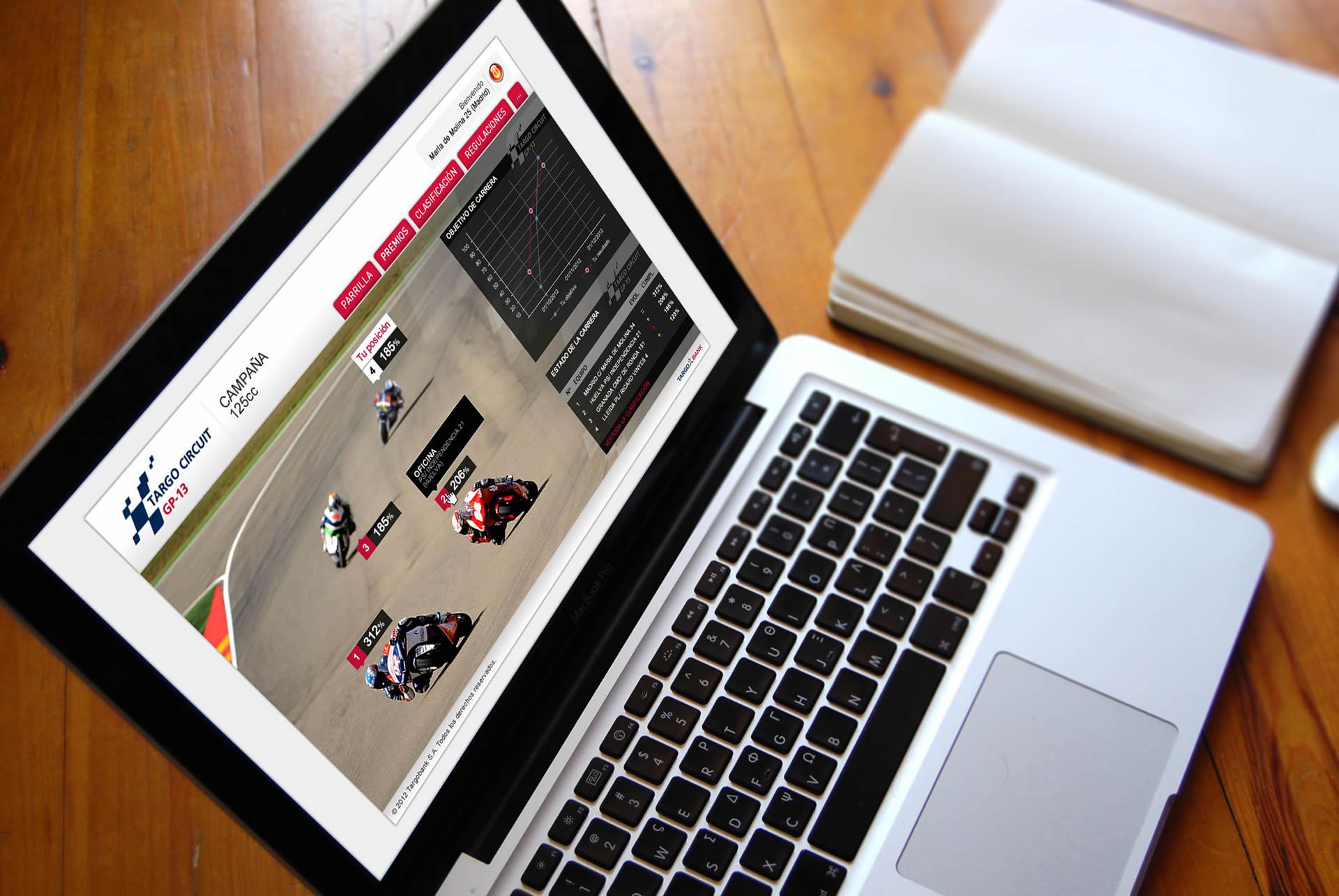 Targobank-incentivación-comercial-gamificacion-babel-motociclismo-campaña3
