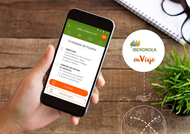 App mobile personal expatriado BABEL