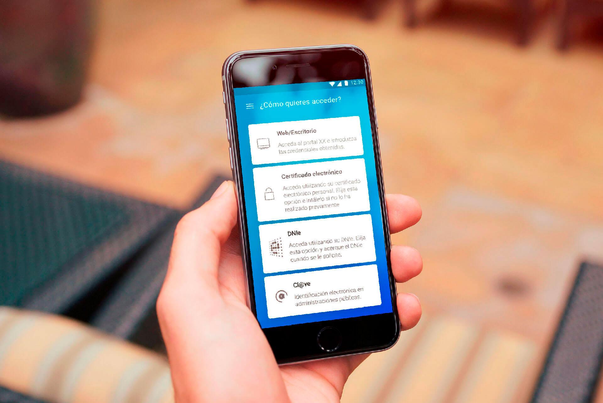 Mi prescripción, app móvil del Sistema Sanitario Público de Andalucía (SSPA)